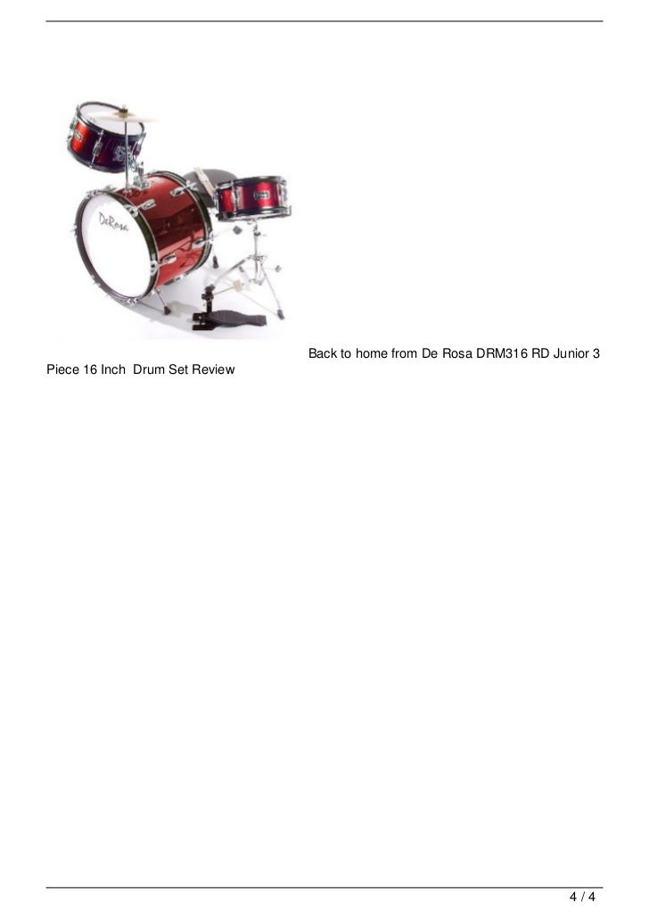 stagg junior drum kit assembly instructions