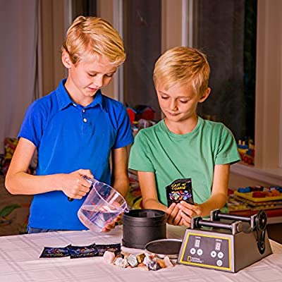 national geographic rock tumbler hobby series instructions