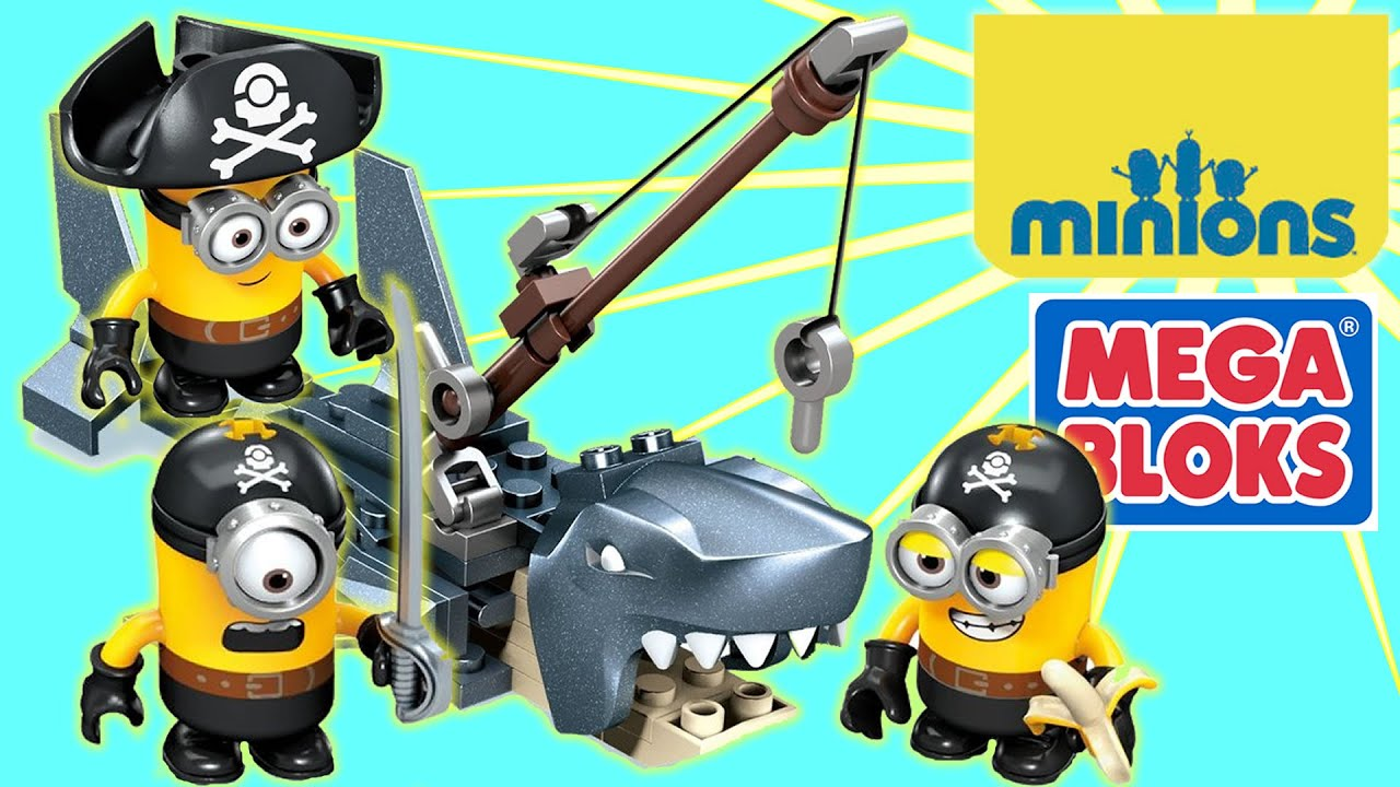 mega bloks instructions minions