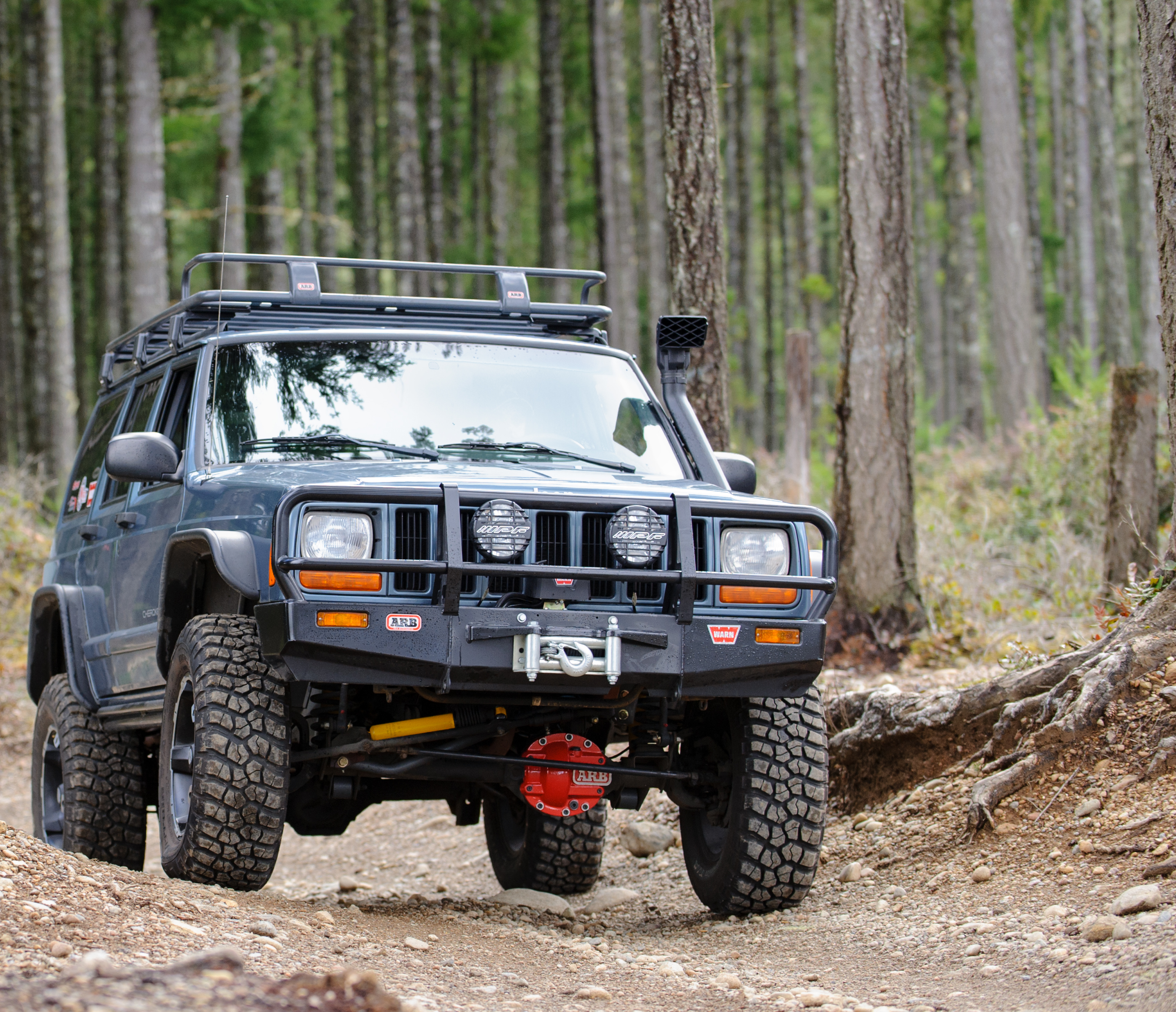 arb deluxe bull bar fitting instructions