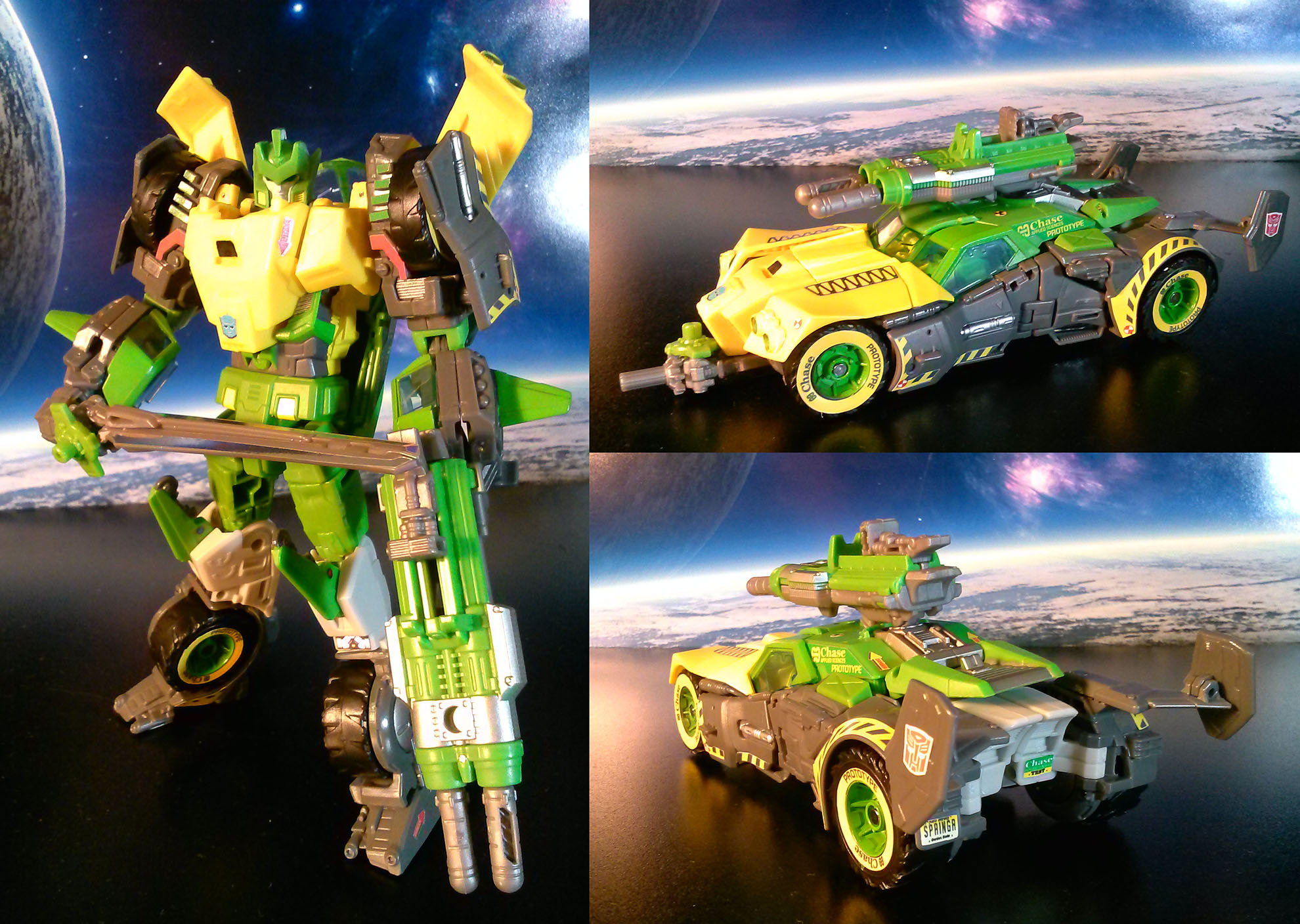 transformers generations springer instructions