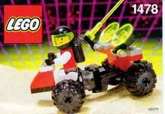 lego tractor instructions 7637