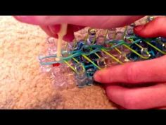 my friendship bracelet maker instructional video