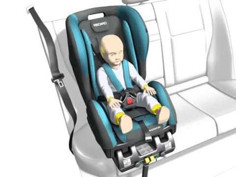 recaro young expert plus car seat instructions