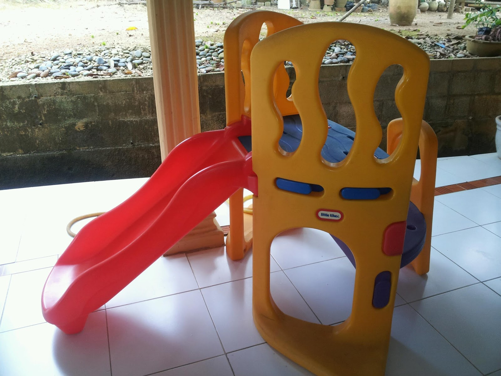 little tikes jungle gym assembly instructions