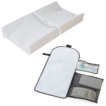 summer infant contoured changing pad instructions
