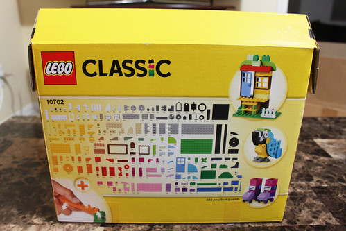 lego classic 10702 ideas and building instructions