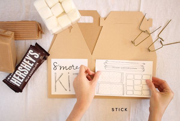 cosi smores kit instructions