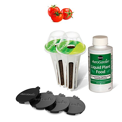aerogarden seed kit instructions