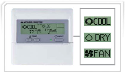 daikin split system instructions timer