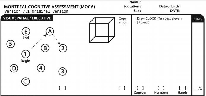 ace-iii cognitive assessment instruction guide