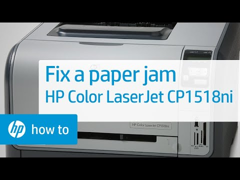 hp laserjet 5 cleaning instructions