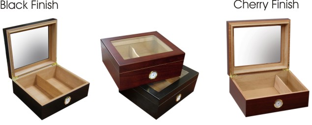 whitetail glasstop humidor instructions
