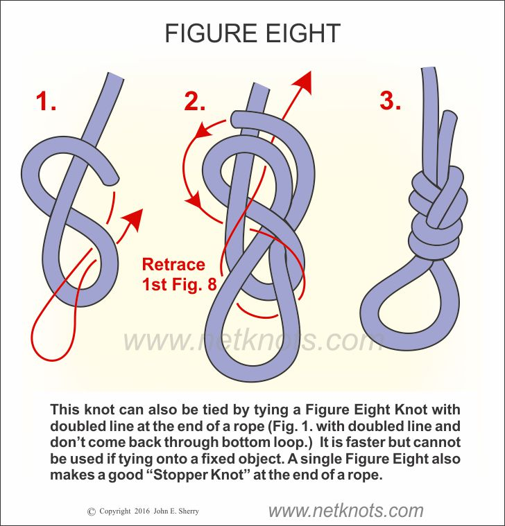 bowline knot instructions pictures