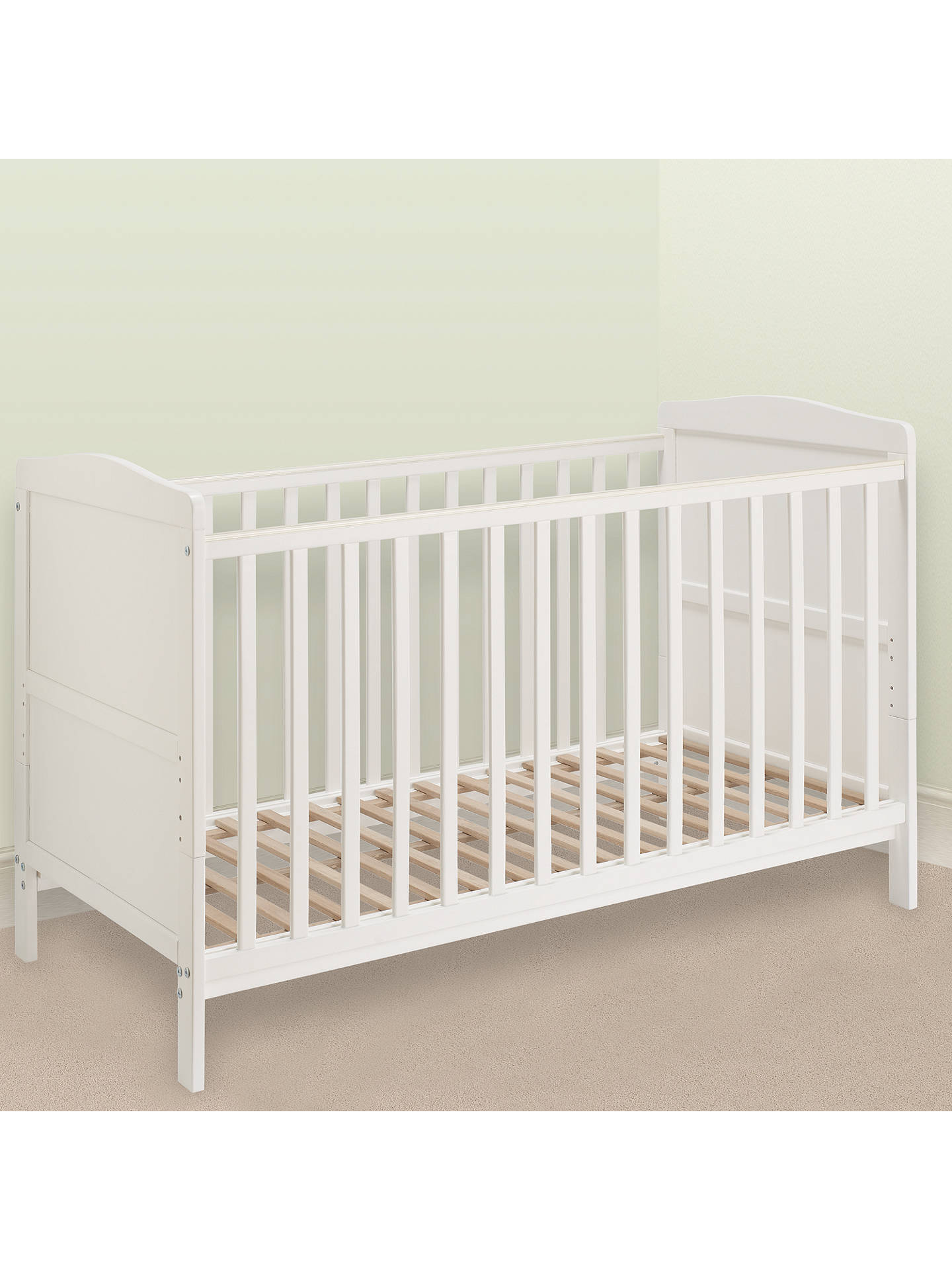 john lewis toddler bed instructions