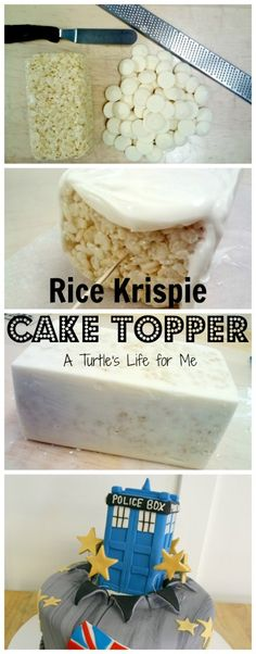 making rice crispy cakes instructions