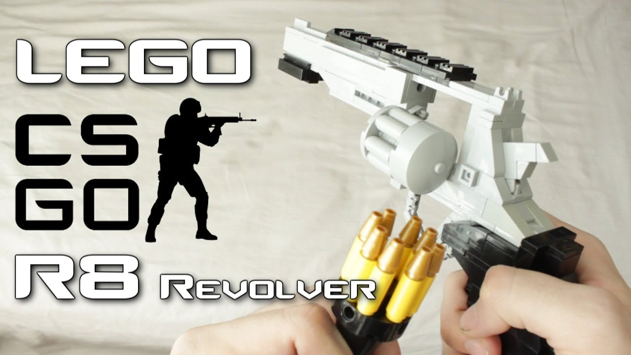 lego r8 revolver instructions