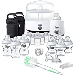 tommee tippee closer to nature electric steriliser kit instructions