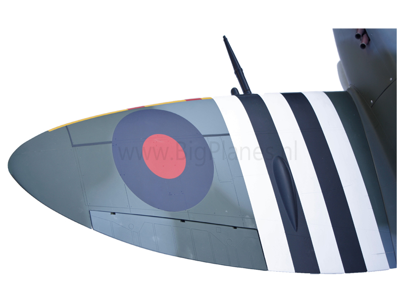 esm 72.5 spitfire landing instructions