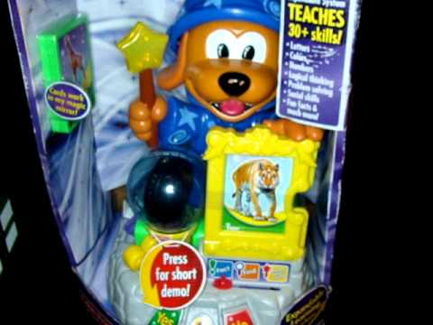 fisher price rocket the wonder dog instructions