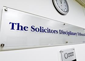 solicitors instructed on the matter