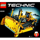 lego set 42032 instructions