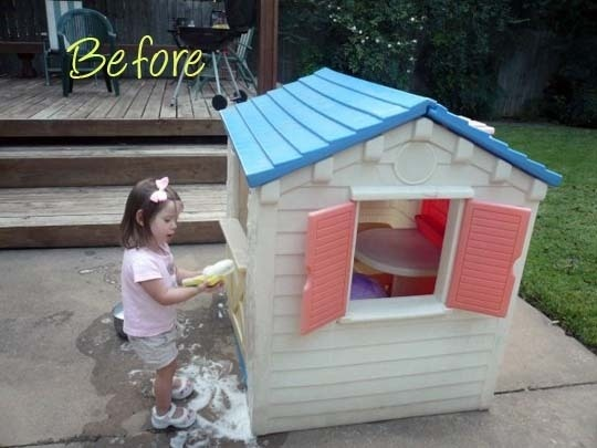 little tikes cubby house instructions