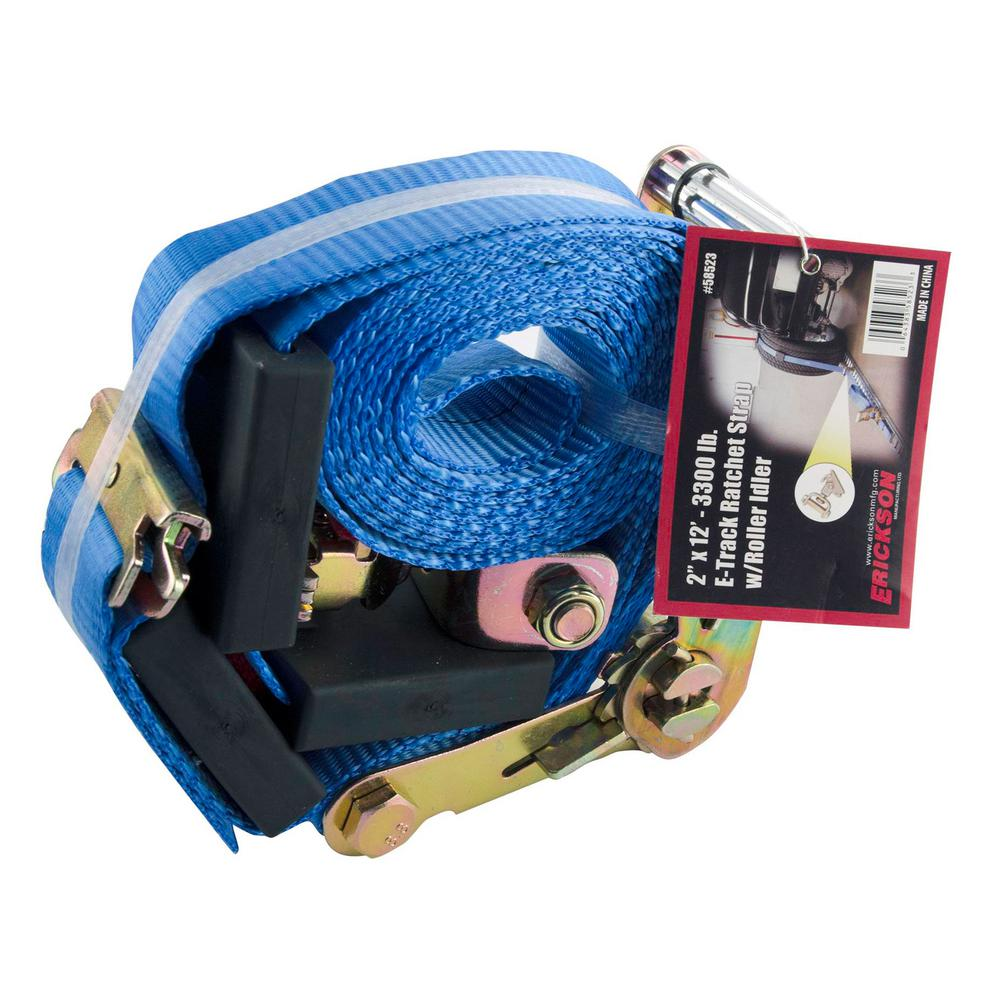 instructions how to use tie down straps