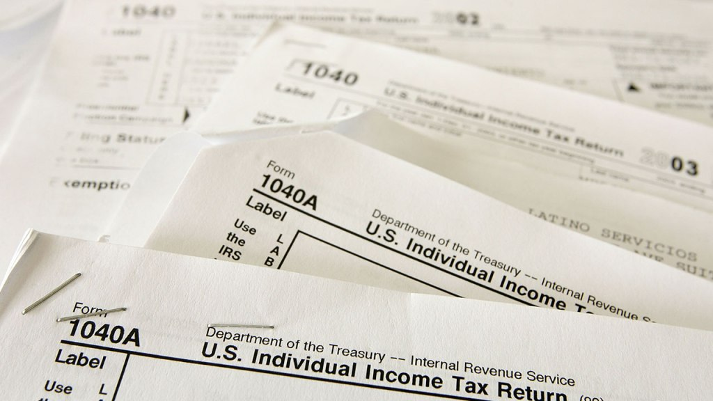 2013 tax instructions 1040