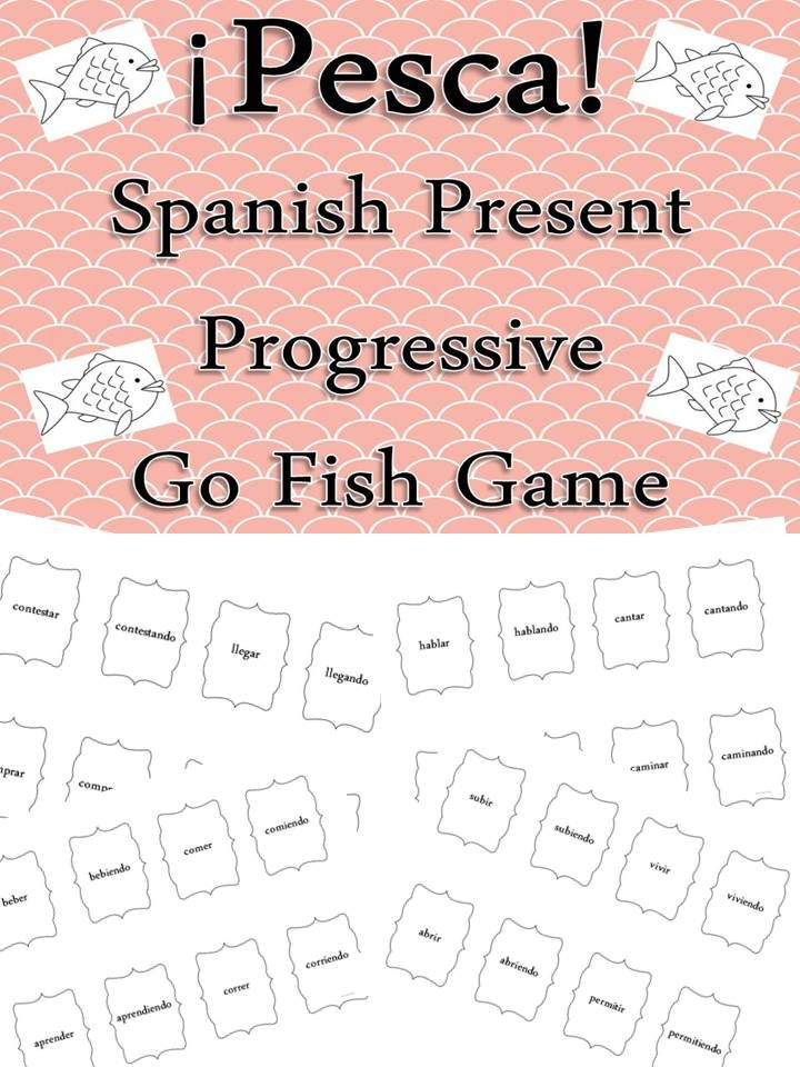 one fish two fish memory game instructions