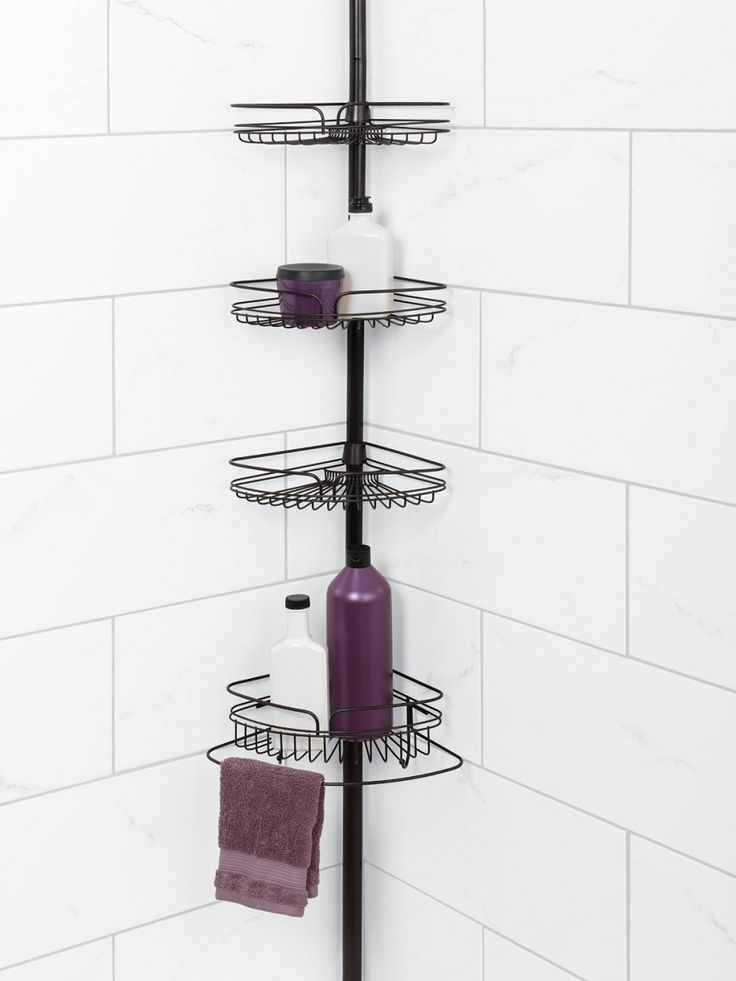 zenith shower caddy instructions