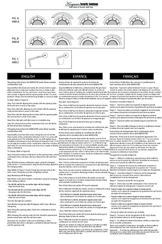 sargent and greenleaf 6730 instructions