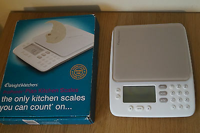 weight watchers food scales instruction manual