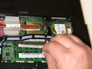 dell latitude d830 memory upgrade instructions