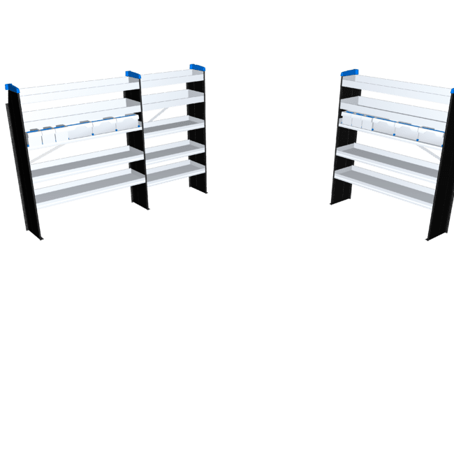 adrian steel shelving installation instructions