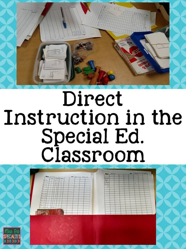 advantages of direct instruction in the classroom