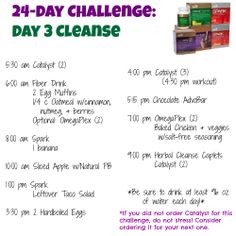advocare 10 day cleanse instructions pdf