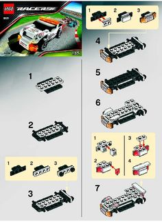 lego tie phantom instructions