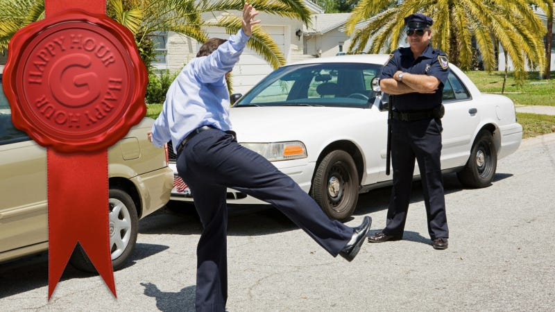 field sobriety test instructions
