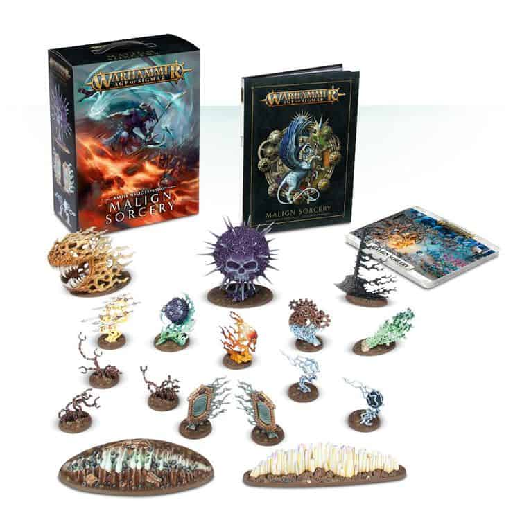 age of sigmar boxed set instructions