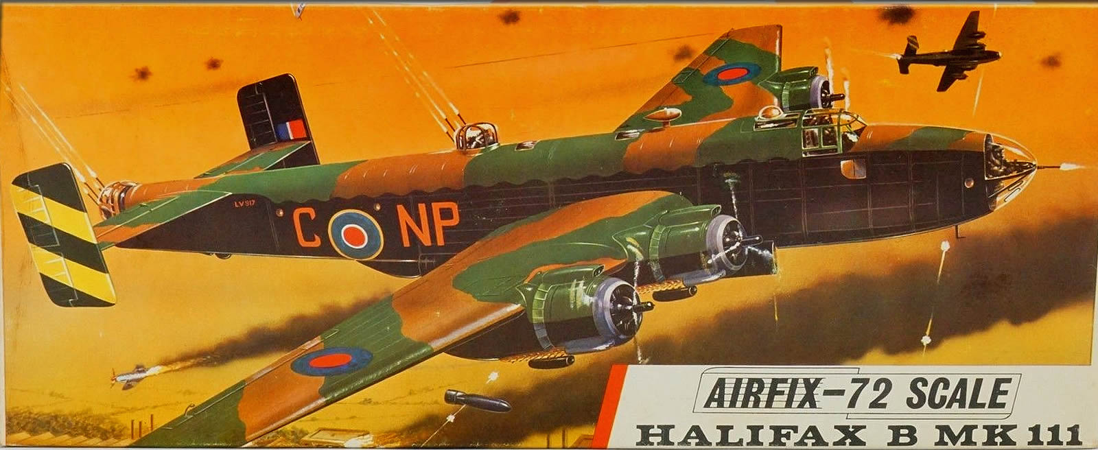 airfix handley page 0 400 instructions