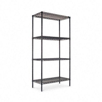 alera wire shelving assembly instructions