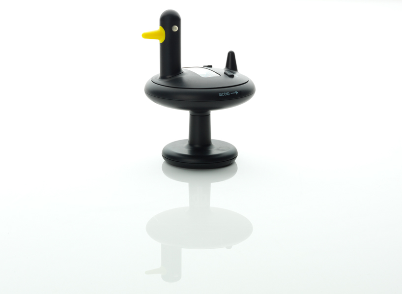 alessi duck timer instructions