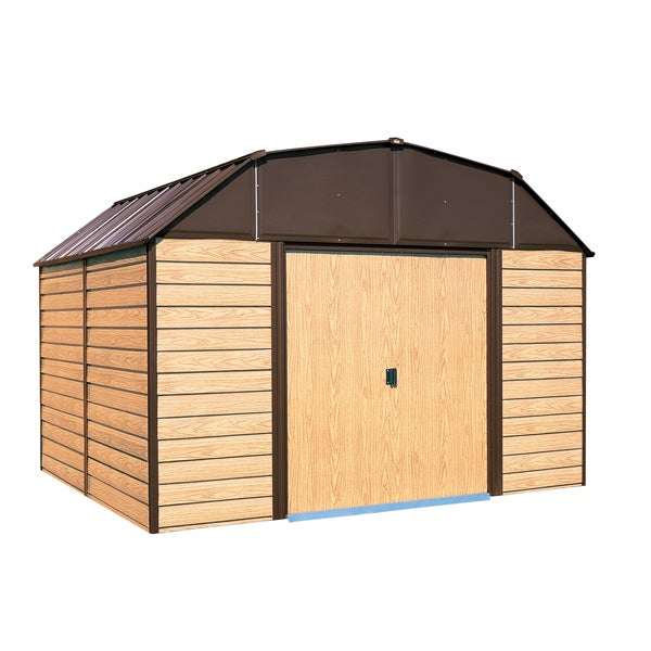 arrow storage shed instructions