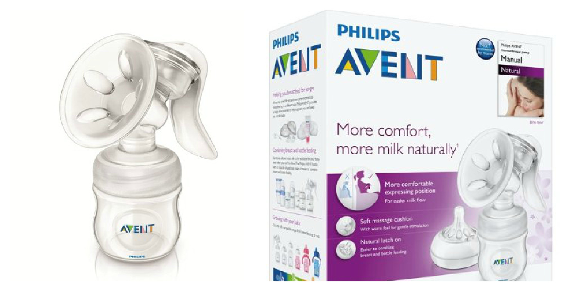 avent breast pump instruction booklet