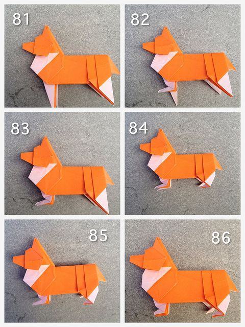awesome easy origami instructions