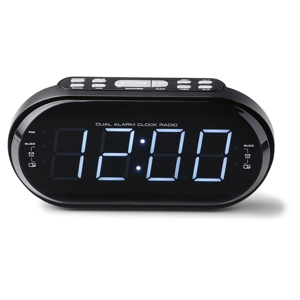 kmart big display alarm clock instructions australia