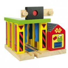 fisher price tunnel instructions