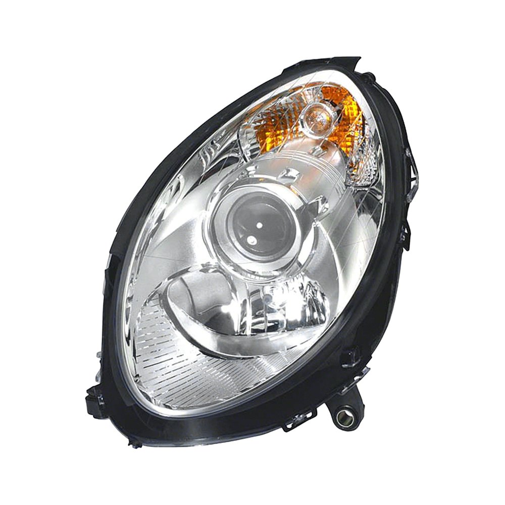 mercedes headlight replacement instructions
