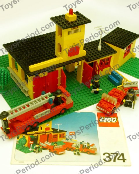 police construction police station 1064 pieces instruction